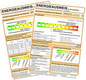 Sie benötigen einen Energieausweis?